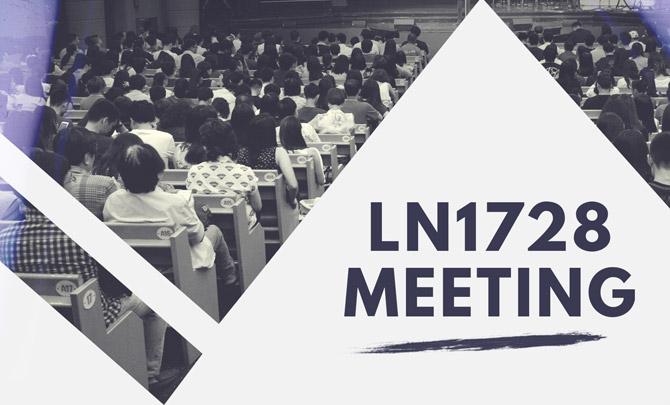 LN1728 Meeting