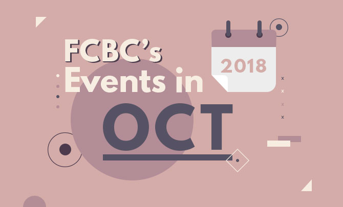 FCBC's October Events