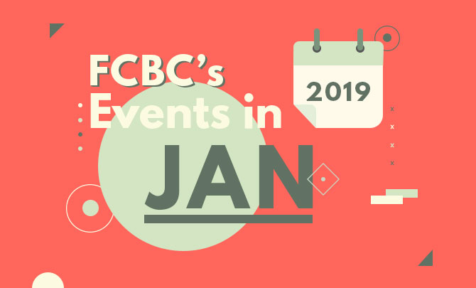 FCBC's January Events