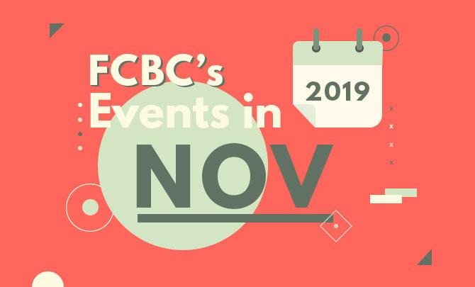 FCBC's November Events