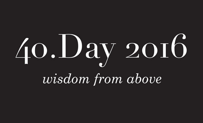 40 DAY 2016