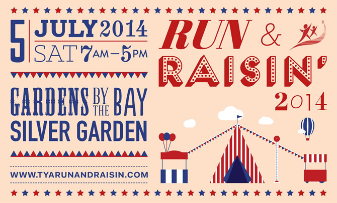 Run & Raisin 2014