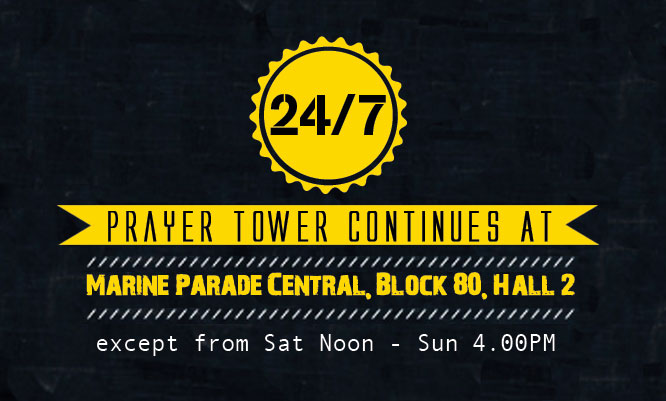 24 Hour Phone Prayer Lines http://www.fcbc.org.sg/announcements/247-prayer-tower