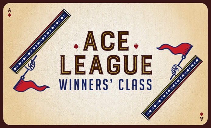 ACE League Winners' Class