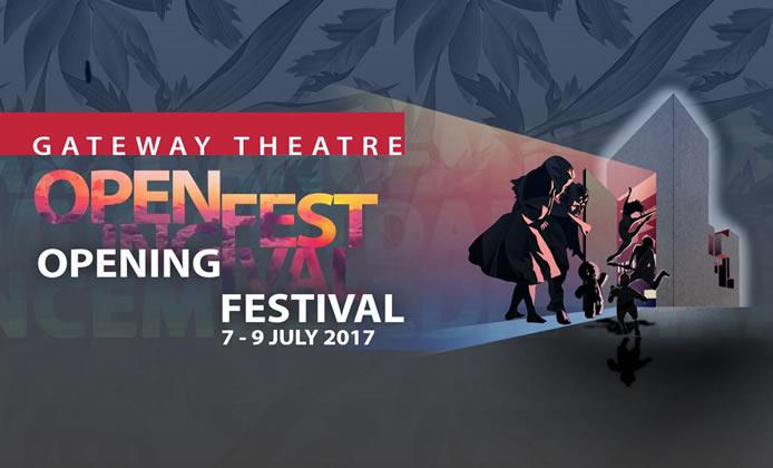 Gateway Theatre Opening Festival