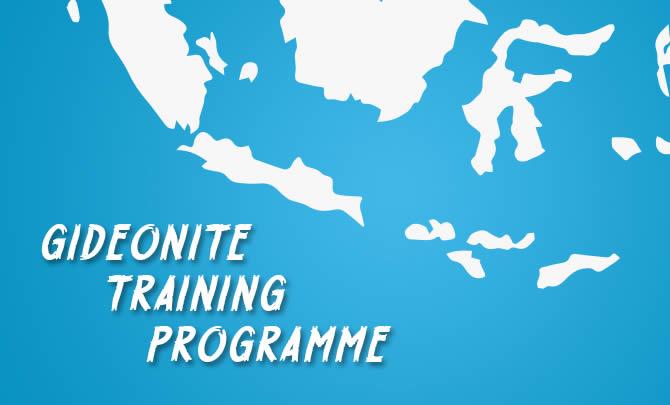 Gideonite Training Programme