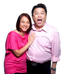 Roland Lee & Lai Fun