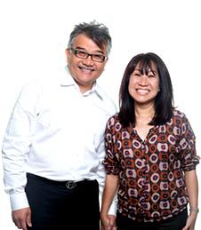 Simon & Marilyn Yee Team