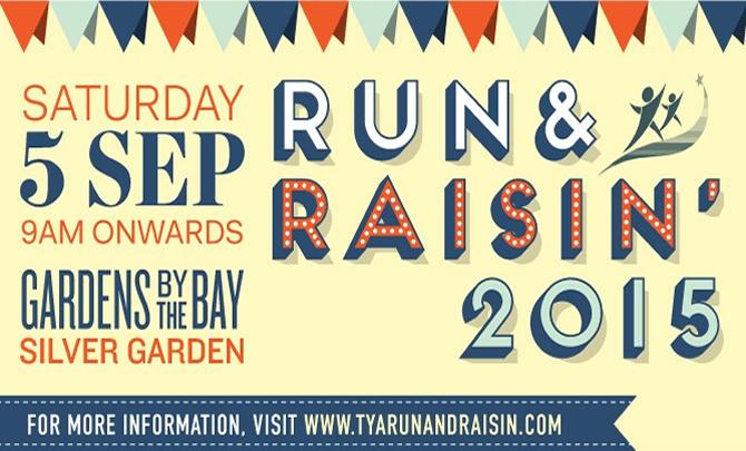 Run & Raisin'