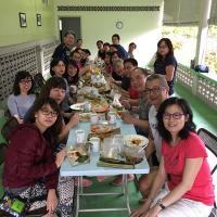 Team Retreat at Muar Prayer House