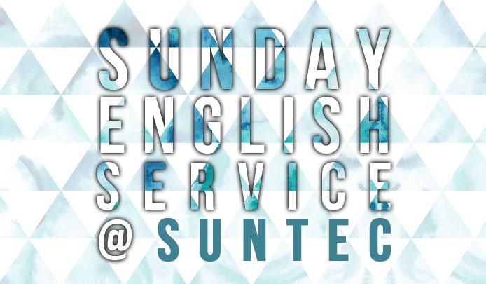 Sunday English Services @ Suntec