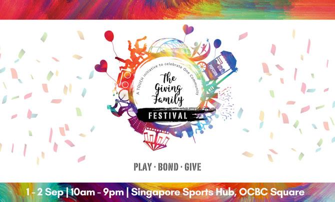 The Giving Family Festival