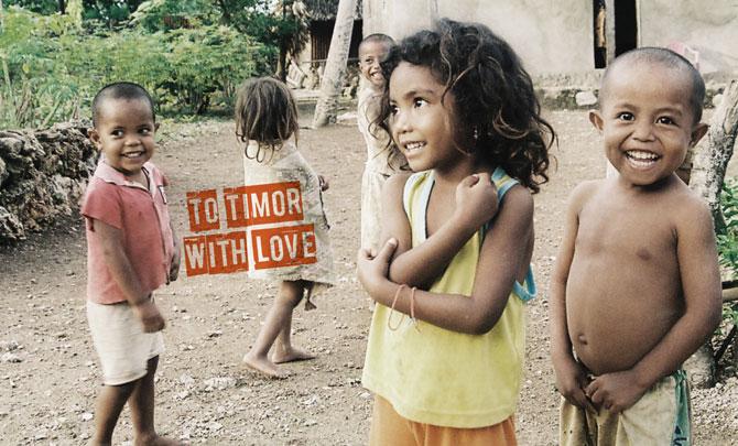 Love Timor 2015 Conference