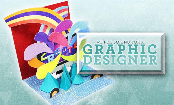 Graphic Designer Recruitment