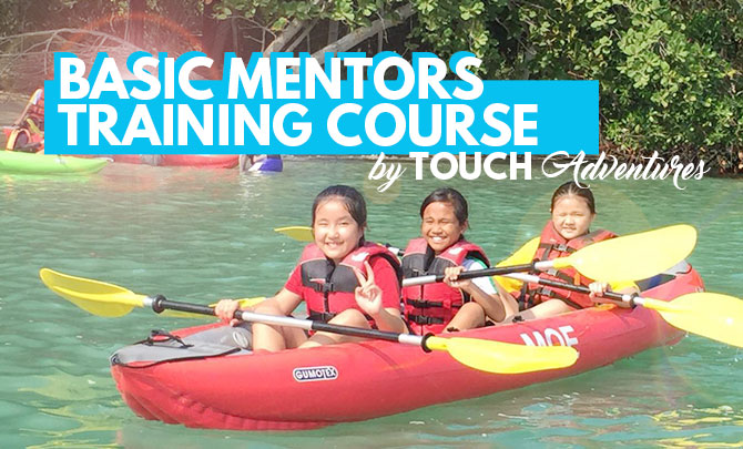 Basic Mentors Training Course by TOUCH Adventures